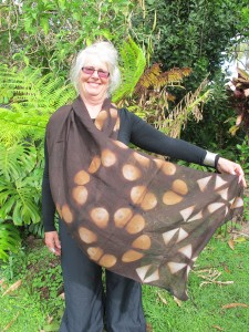 me with brown shawl _3772